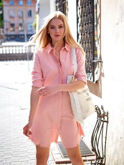 Sukienki szmizjerki – modele na różne okazje